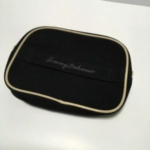 Tommy Bahama travel make up cosmetic bag case wall